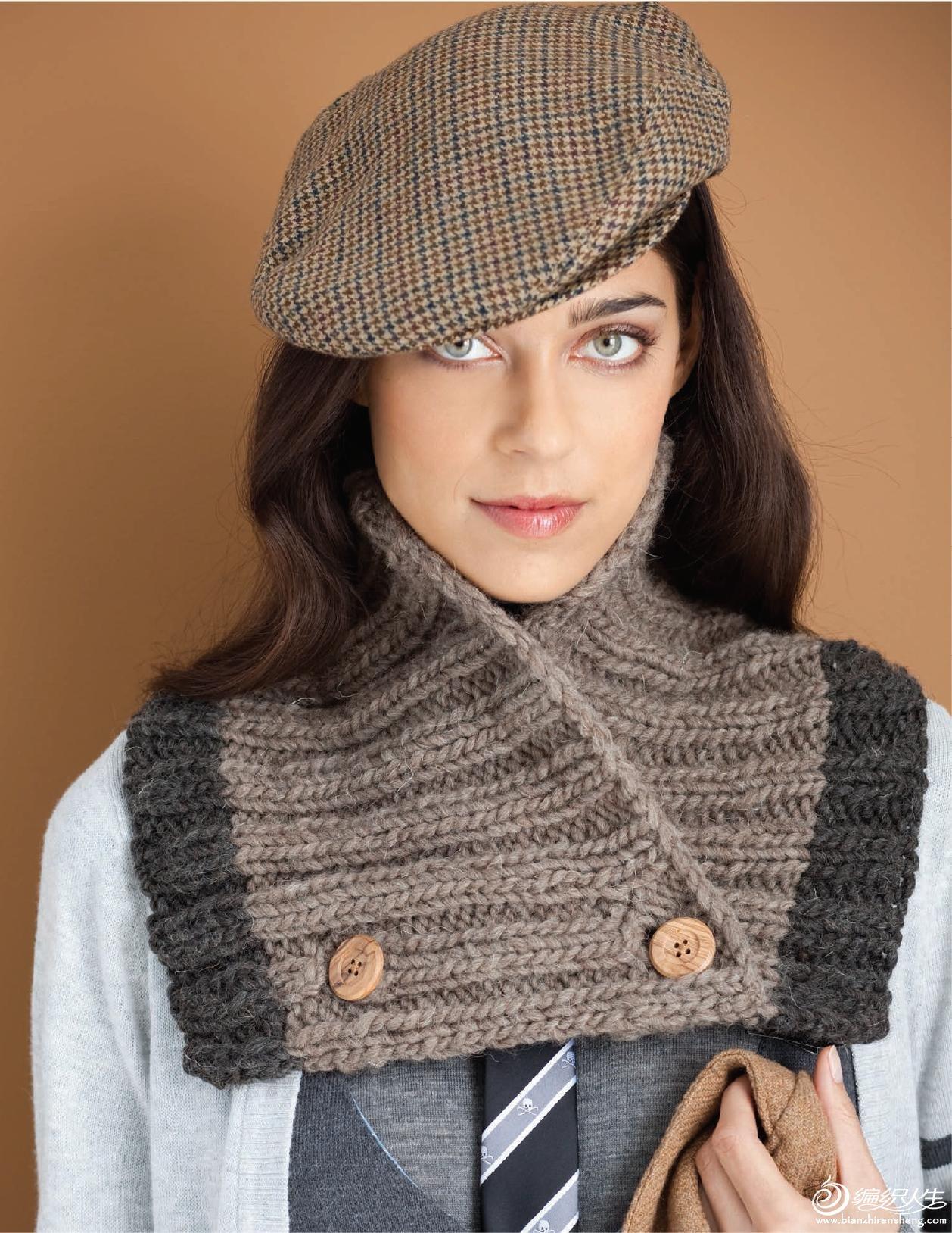 颈上添花:41款风格百变的围巾编织-65.jpg
