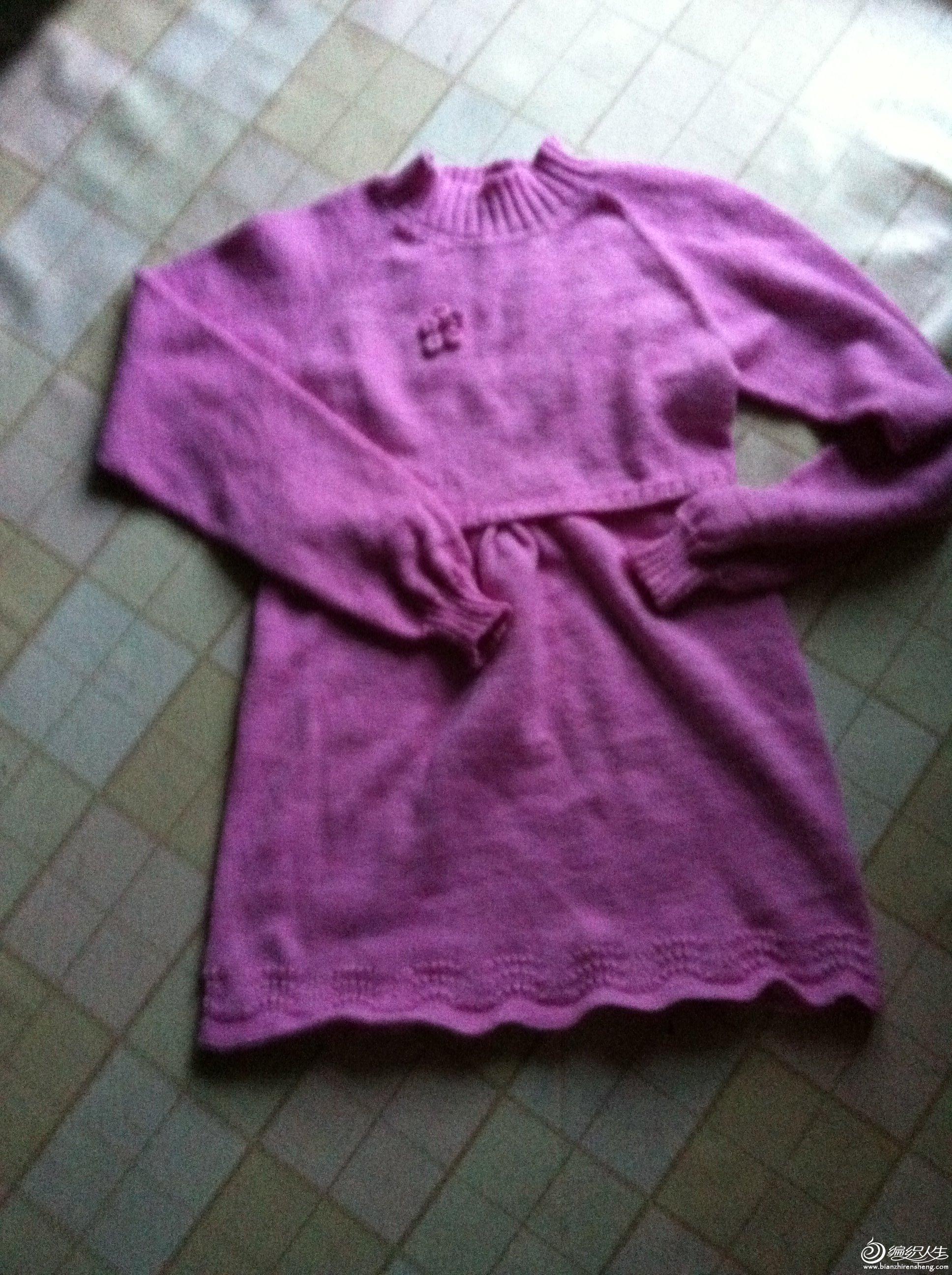 女儿的韩版美衣