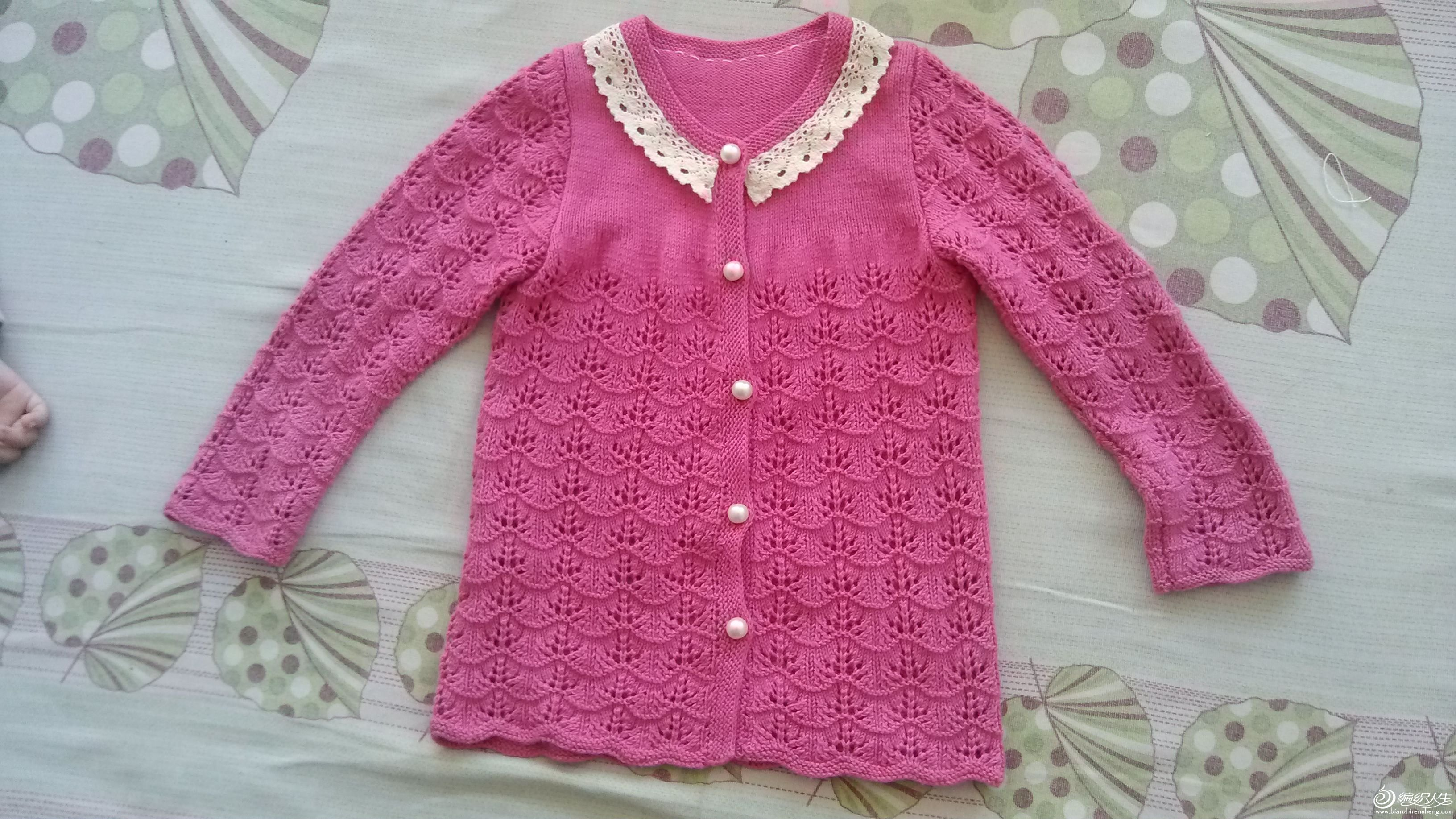 宝宝毛衣,仿的,正面