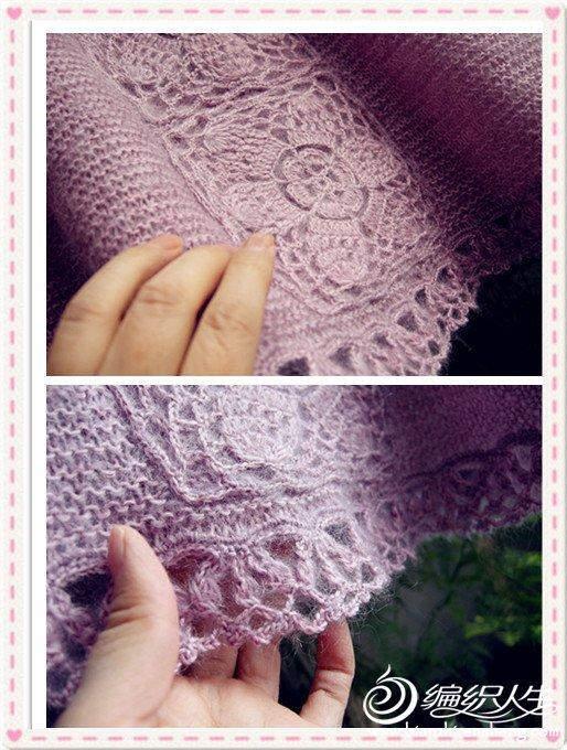 粉色马海毛钩织结合短袖衣24.jpg