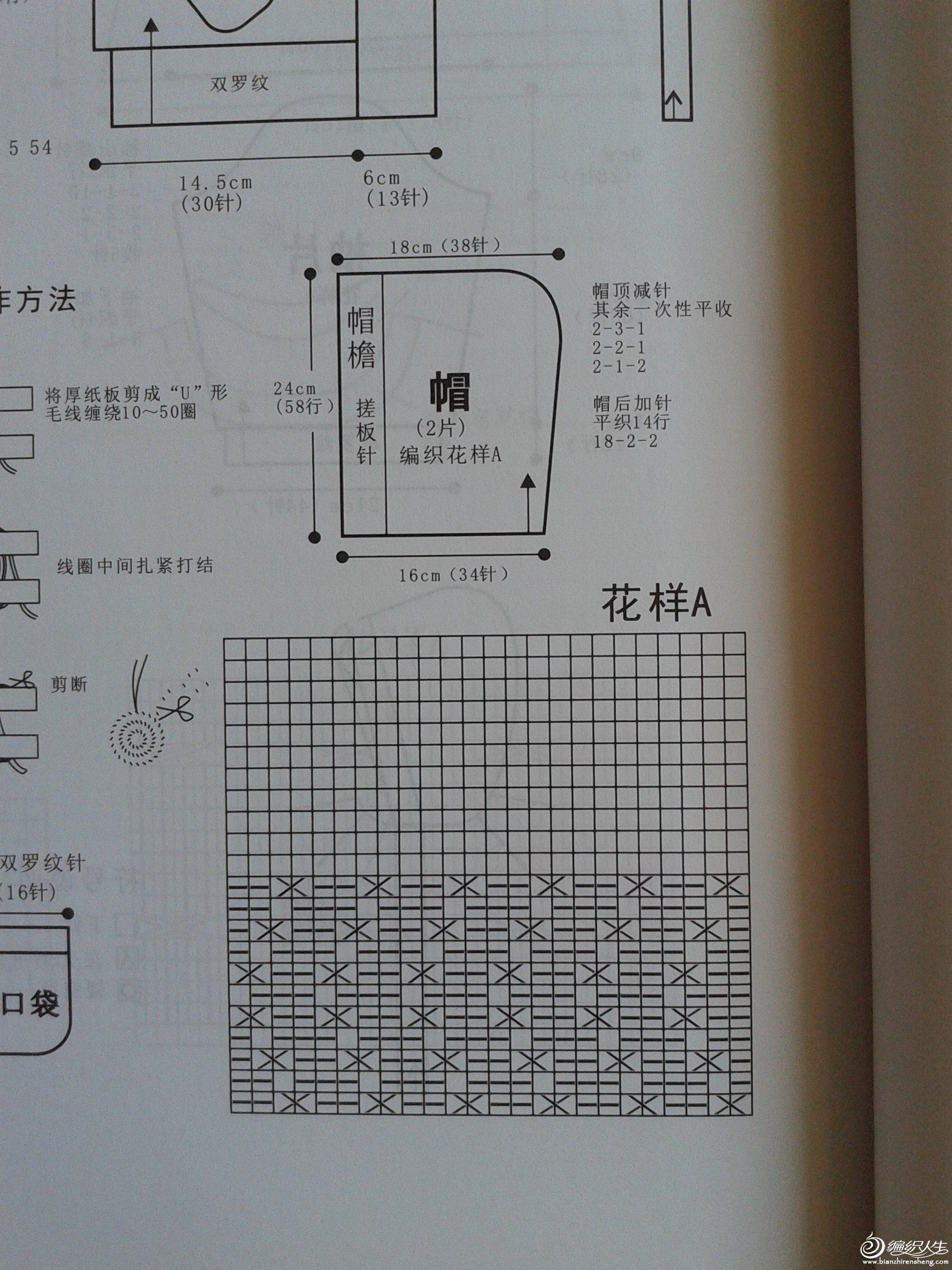 编织图解3