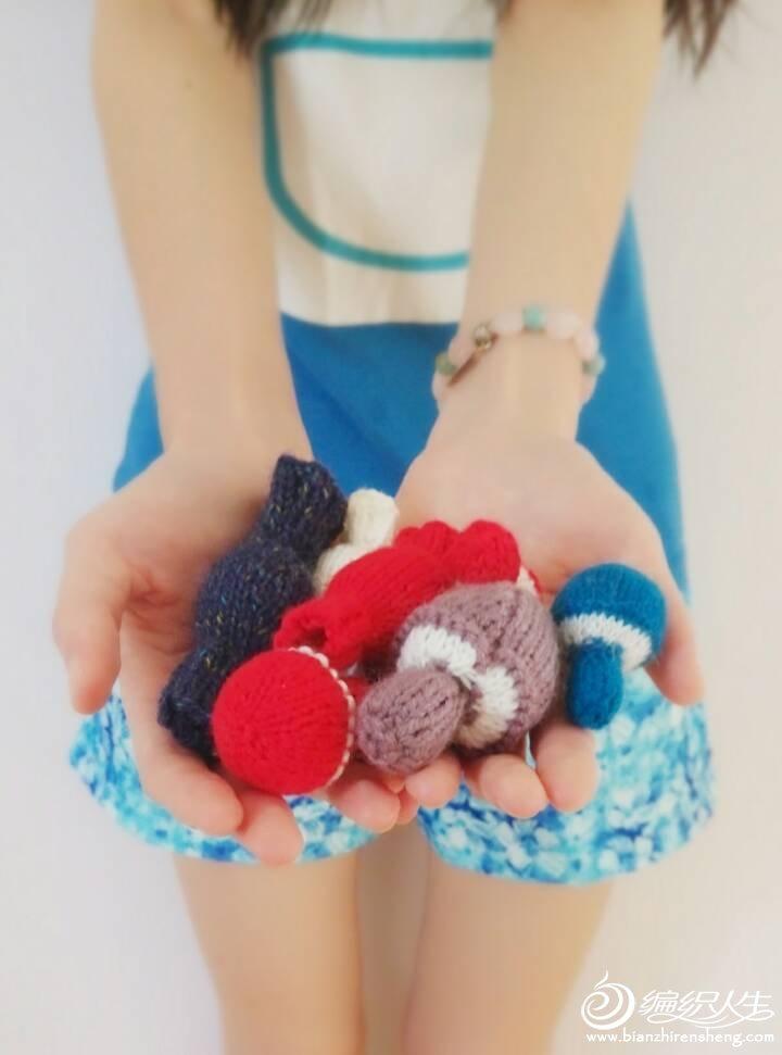 蘑菇和糖果