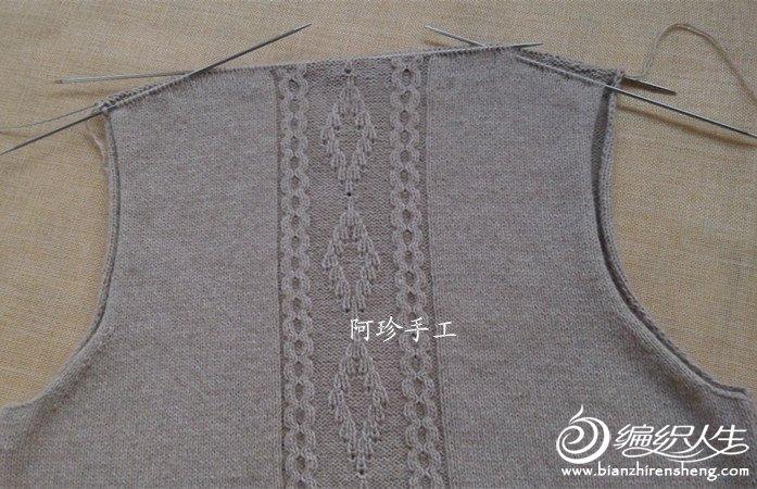 【阿珍手工】倩影-堆领毛衣—九色鹿昆仑山羊绒08.jpg