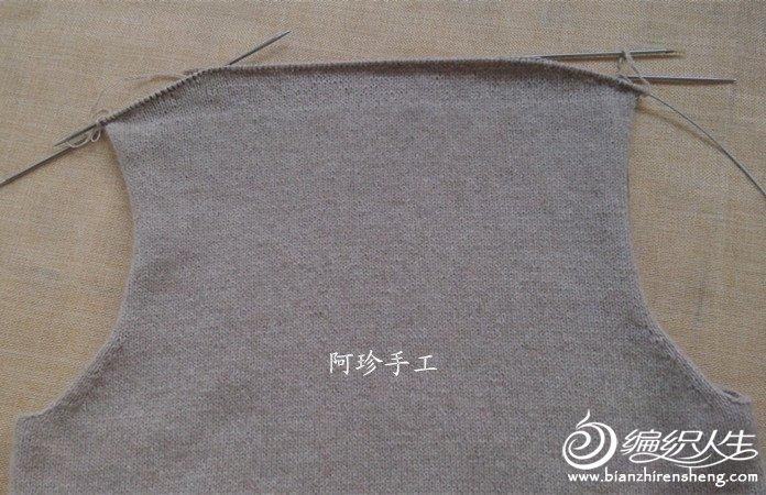 【阿珍手工】倩影-堆领毛衣—九色鹿昆仑山羊绒10.jpg
