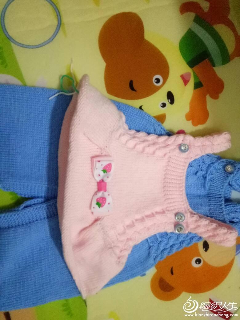 宝宝背带裤