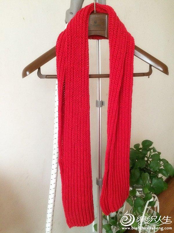 双元宝大红色围巾1.jpg