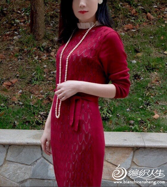 SK280机织连衣裙