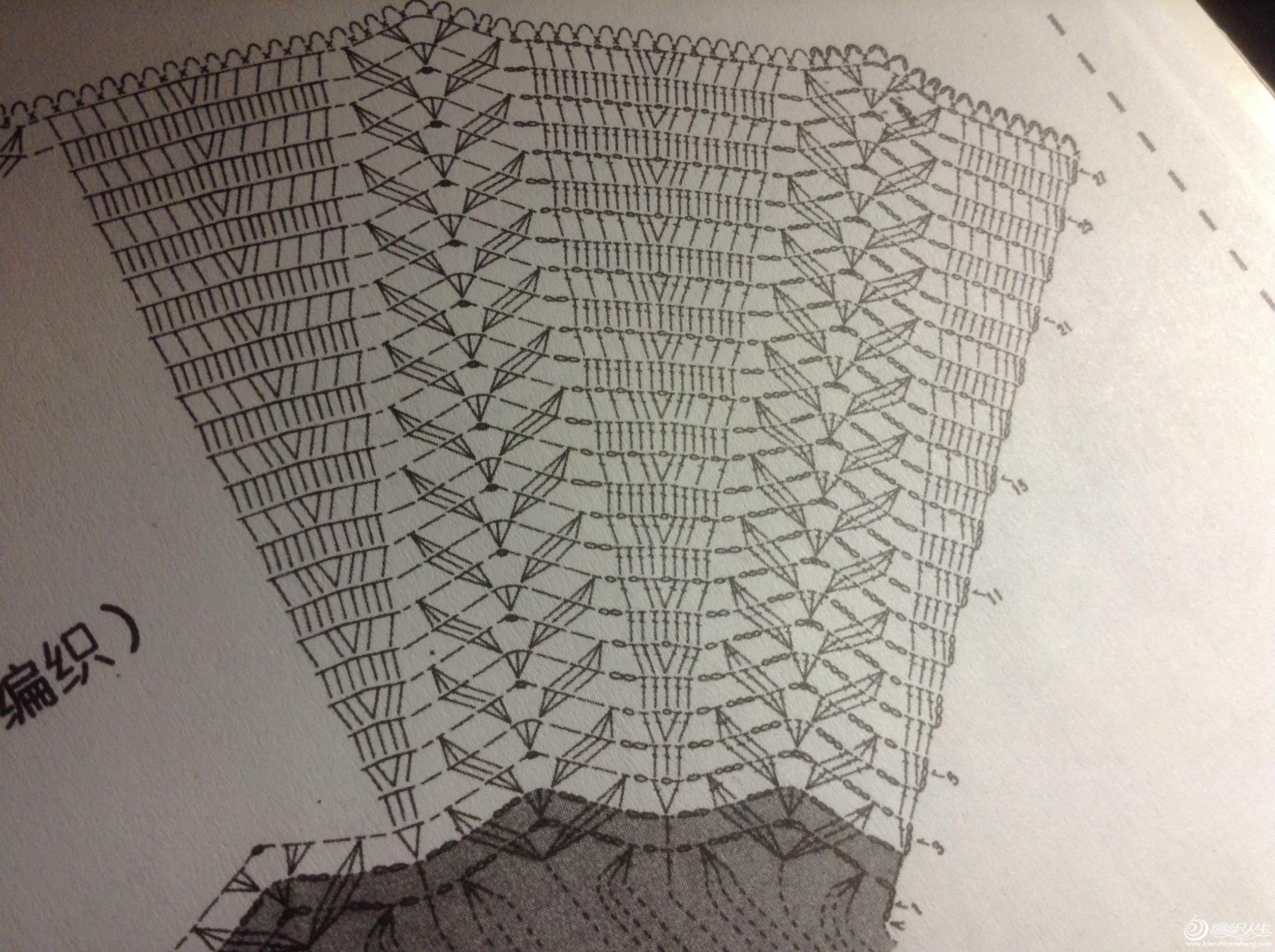 第二条裙子的上半身图解