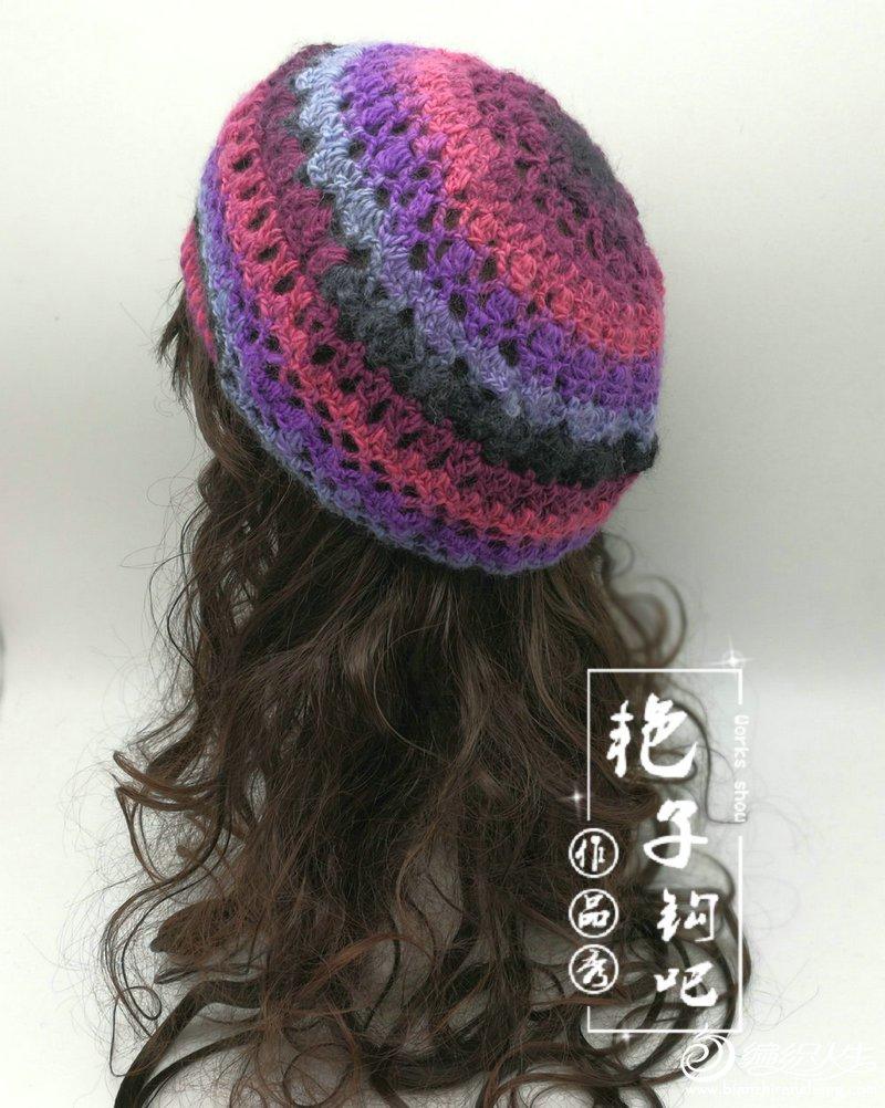 贝蕾帽-西班牙蕾丝皇后_14.jpg