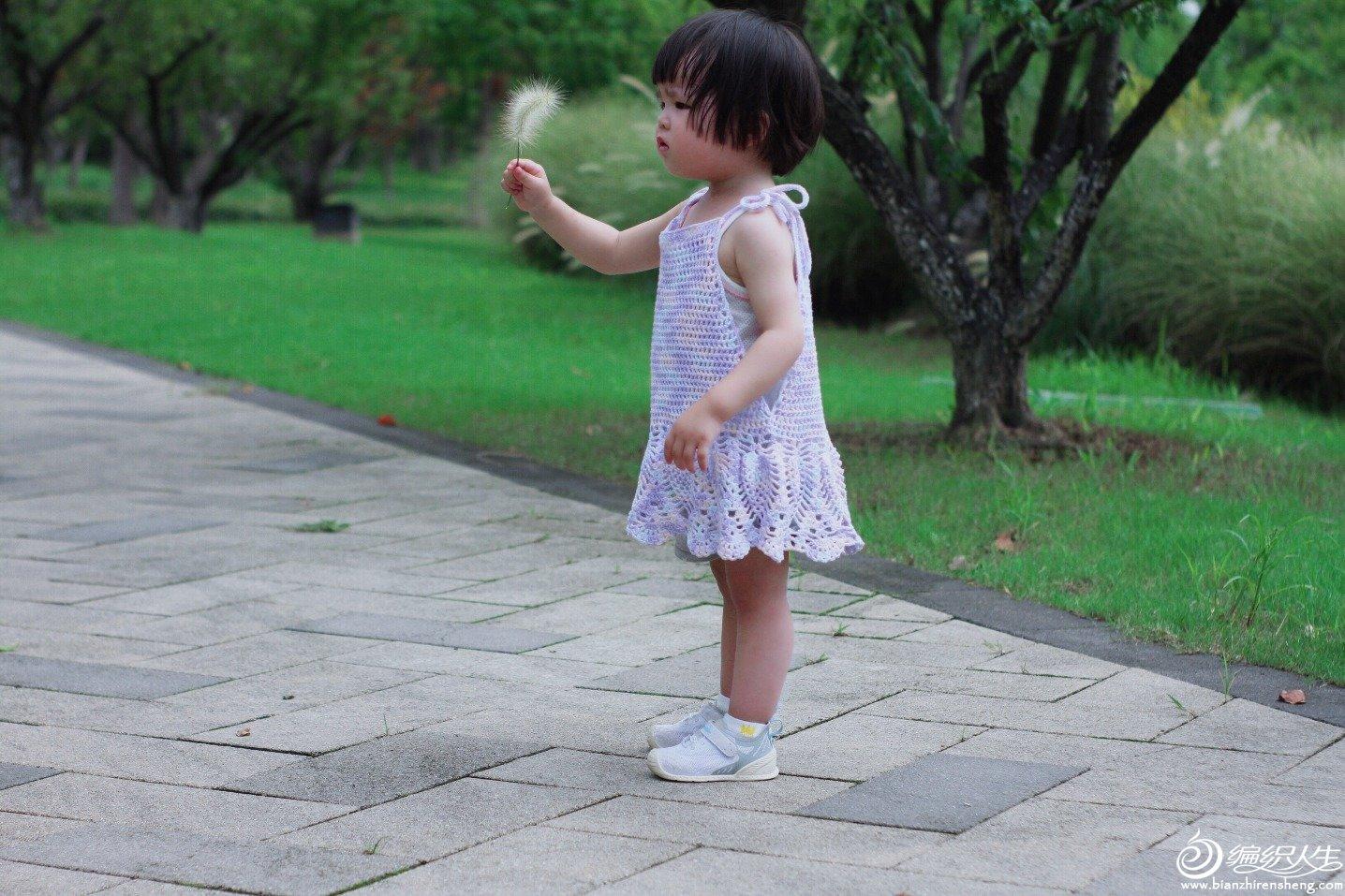 钩针宝宝裙