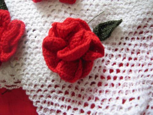 玫瑰花的图