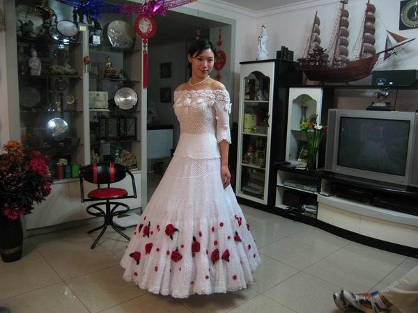 素面朝天的新娘
