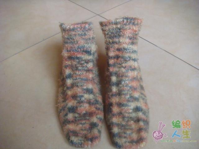 毛线袜1.JPG